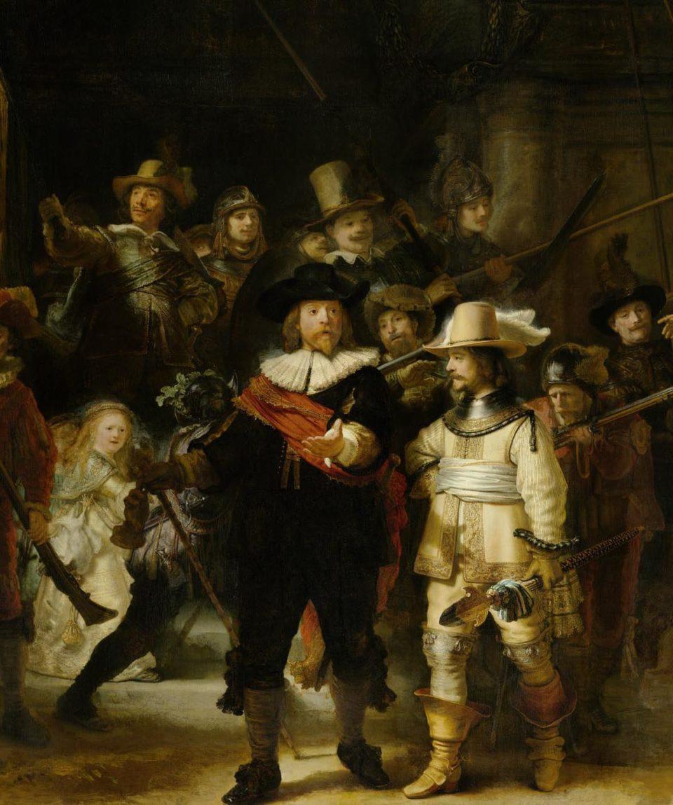 Rembrandt Rondtvaart