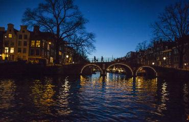 Night Cruise Amsterdam