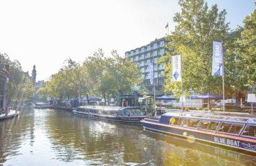 Blue Boat Company dock