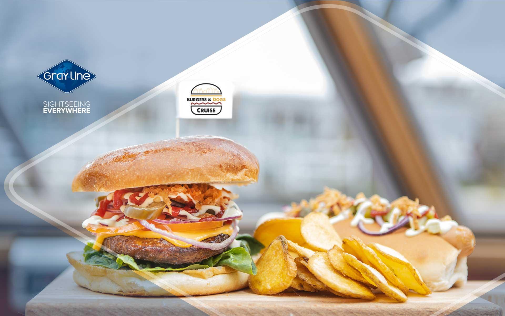 Burger Cruise Amsterdam