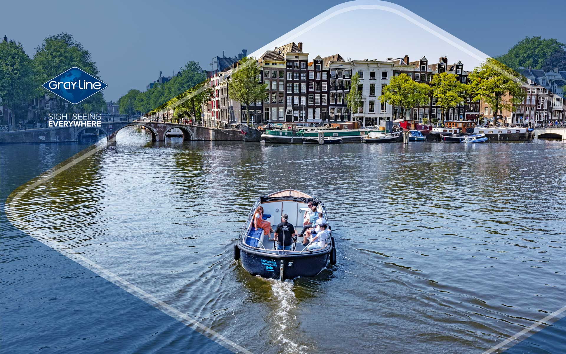 Open Boot Cruise Amsterdam