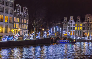 Amsterdam Light Festival 2015 - 2016 | Blue Boat Company
