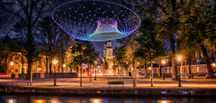 Amsterdam Light Festival OPEN SLOEP
