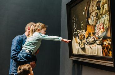 Familie rijksmuseum rondvaart dagje Amsterdam schoolvakantie