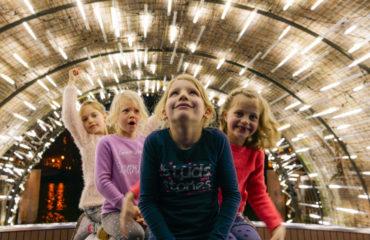 Amsterdam Light Festival KIDS Cruise Blue Boat