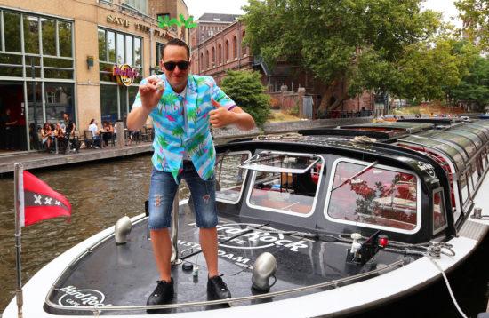 Bingo & Burger Cruise Amsterdam