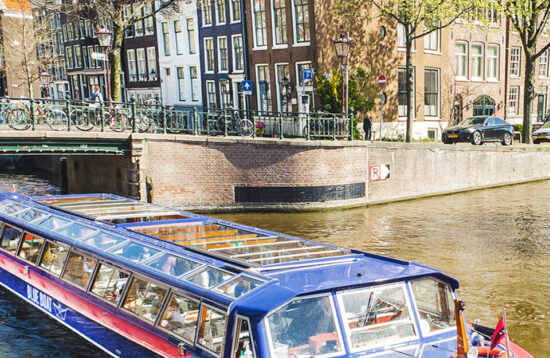 Amsterdam City Canal Cruise | Blue Boat