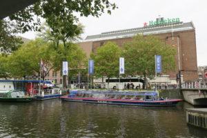 Blue Boat Company locatie Stadhouderskade 550